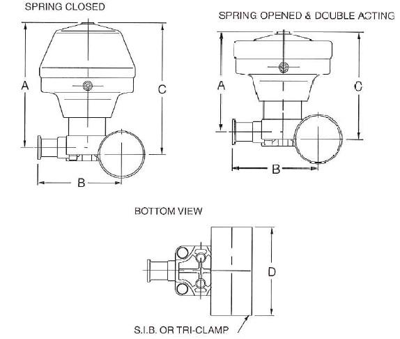 Sani tech air actuated zdl valve air actuated zdl valve 2 ccuart Gallery